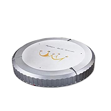 GAOSU Escoba Escobas y aspiradoras más limpias Aspirador Inteligente automático para Pisos Inteligentes Robot para máquinas barredoras domésticas, ...