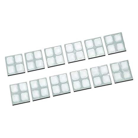 Amazon.com: Paquete de hielo para almuerzo – 2 x 2 hojas de ...