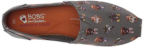 A Femme Enfiler Sherlock Plush Skechers32596 Hound Bobs Ccl YITnzw