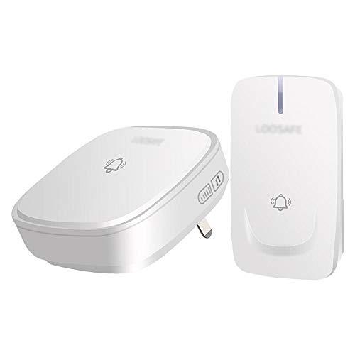 [해외]Automatic Doorbell, Waterproof Doorbell Kit, 36 Bell Sound Quality, 3 Levels Of Adjustable Volume Power Consumption0.2W / Automatic Doorbell, Waterproof Doorbell Kit, 36 Bell Sound Quality, 3 Levels Of Adjustable Volume, Powe...