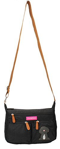 Bag Womens Norma Black Cross SWANKYSWANS Body Z0xqa