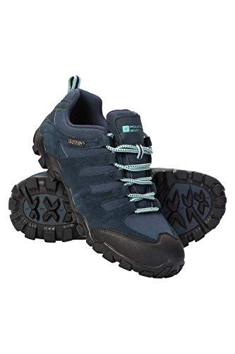Mountain Warehouse Belfour Chaussures de Marche pour Femmes - Chaussures de randonnée légères, Respirantes, Toutes… 1
