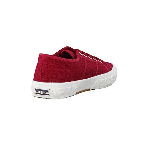 Rosso S003i10 Adulto 2750 cotushirt Superga Unisex Sneaker q6YAAHC