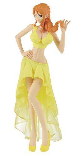 (Banpresto Onepiece: Nami Lady Edge Wedding B Special Color Ver PVC Figure )