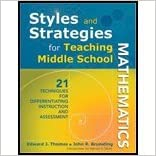 Styles & Strategies for Teaching Middle School Math (10) by [Paperback (2010)]