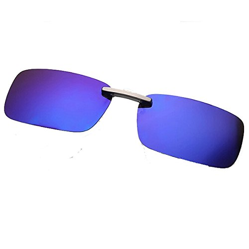 & Sports Glasses - Polarized Clip On Sun Glasses Driving Night Vision Lens For Metal Frame Glasses - Polarized Clip On - For Eyeglasses - - Inventor Of Bifocals