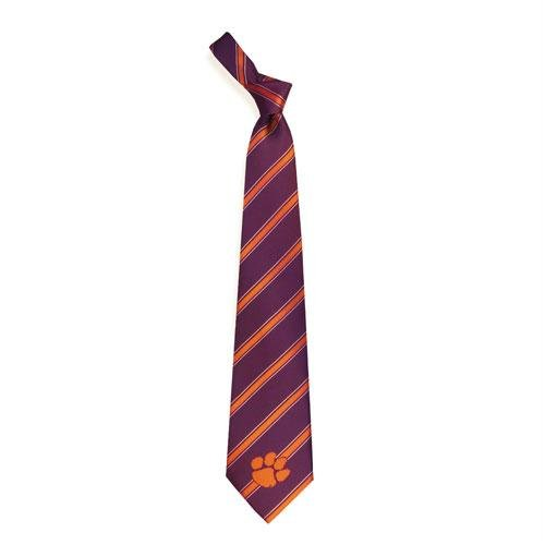Clemson Tigers NCAA Woven Poly 1