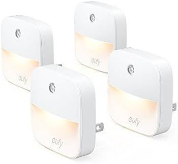 4-Pk. Eufy Lumi Plug-In Light Sensor LED Night Light