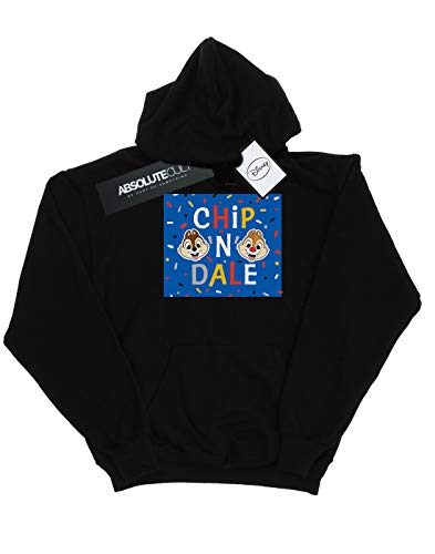 con Blue nera Frame N cappuccio Dale Disney Felpa Chip Womens dx6wBdp0