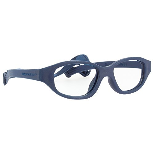 Miraflex Eva Sport Shape Kids Eye Glass Frames 43/15 ...