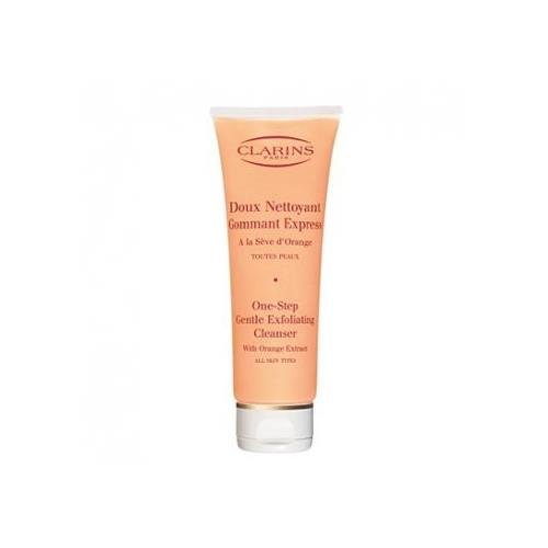 One Step Gentle Cleanser (Clarins One Step Gentle Exfoliating Cleanser Orange Extract 125ml)