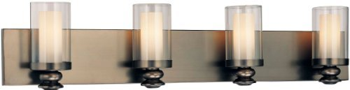 Court Four Light Bath - Minka Lavery 6364-281 Harvard Court 4 Light Bath Light, Harvard Court Bronze by Minka Lavery