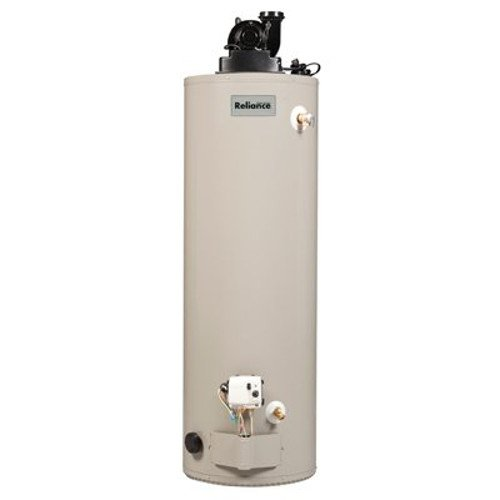 RELIANCE WATER HEATER CO 6-40-HBVIS 200 40 gallon LP Gas ...