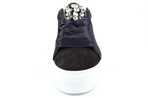 Bleu Kennel à lacets 20230 pour Schmenger ville Chaussures femme de 748 amp; UfUrH