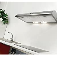Range Hood Under Cabinet Mounted Stainless Steel STD-100 24