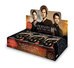 Supernatural Seasons 4 to 6 Factory Sealed Trading Card Hobby Box by Supernatural