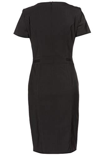 HUGO Kinosi Kleid 001 für Damen Schwarz wqaBnqYx4