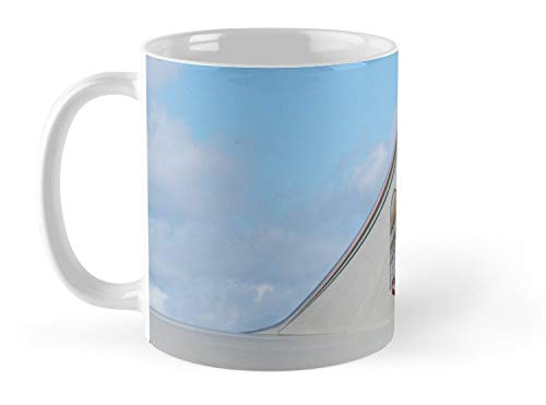 Airlines Boeing 777 Tail Livery Mug - 11oz Mug - The best gift for family and friends.