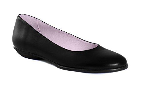 3b346d0c8a3 zeddea Sofia Negro - Bailarinas cómodas para Mujer- Talla 42  Amazon.es   Zapatos y complementos
