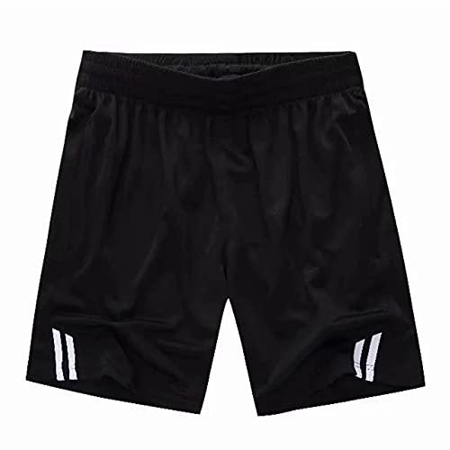 LSTGJ Mannen Sport Running Shorts Jogging Fitness Racing Shorts Training Shorts Atletiek Korte (Kleur: Groen, Maat: 3XL…