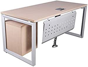 Mahmayi Vorm 136-16 Oak Modern Workstation Material-Melamine on MDF