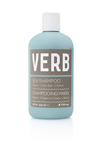 Verb Sea Shampoo - Texture + Color Safe + Cleanse 12oz
