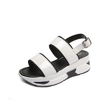 CN39 Confort US8 De Lienzo Resorte Mujer EU39 Confort Informal Sneakers Plano La Pu RTRY Blanco UK6 ZWCw7xqtq4