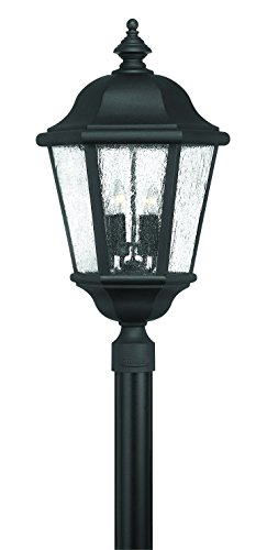 Hinkley 1677BK Outdoor Edgewater Light
