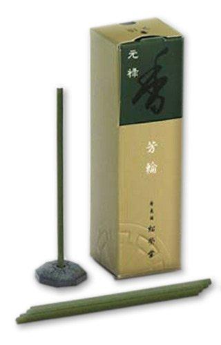 Shoyeido's Returning Spirit Incense, 20 Sticks - Gen-roku