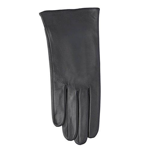 Dents Mens James Bond Skyfall Leather Gloves 5-1007 Large Black