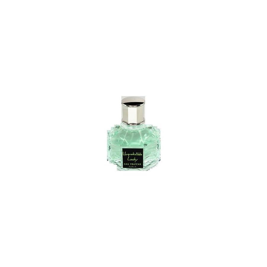 Unpredictable Lady Eau Fraiche Perfume For Women by Glenn Perri