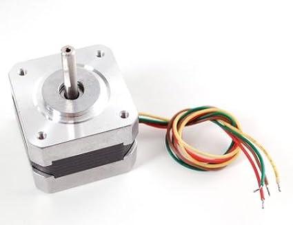 Adafruit Accessories Stepper Motor NEMA17 12V 350mA 324