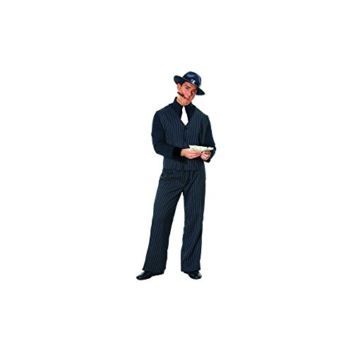 Adult (Gangster Costumes For Mens)