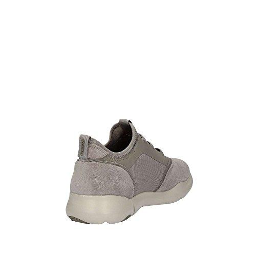 GEOX U825AA-02211 Sneakers Uomo Pietra 40