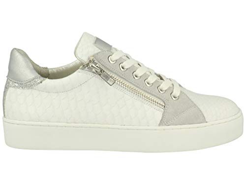 Sportive 962049f5l lacer weiss Scarpa Piattaforma 4 low top Sneaker Donna Signora Uk scarpe scarpa Eu Skateboard Bassa 37 suola Bullboxer qARtIwv