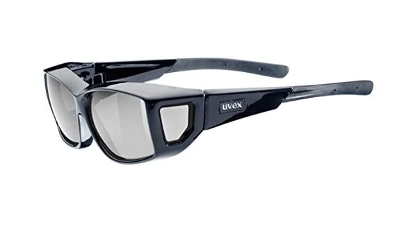 Uvex S530501-black - Gafas de ciclismo, talla 1: Amazon.es ...