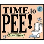 Time to Pee! by Willems, Mo. (Hyperion Book CH,2003) [Hardcover]