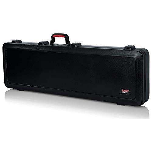 - Gator TSA ATA Molded Bass Guitar Case Level 2 Black,Black 190839120861