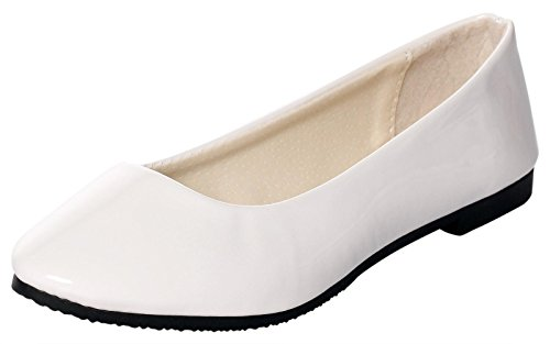 ujoowalk-womens-simple-flexible-classic-comfortable-solid-color-pointed-toe-plain-pu-leather-flat-sh