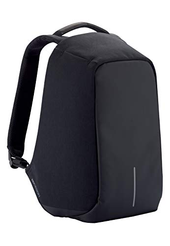XD Design Bobby XL 17' Anti-Theft Laptop Backpack USB Port Black (Unisex Bag)