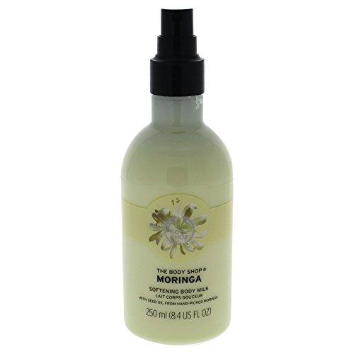 The Body Shop Moringa Body Milk, 8.4 Fl Oz