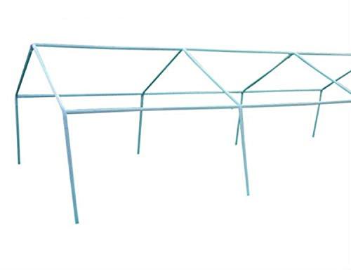 Heavyduty White Tarp Poly Tarpaulin Canopy Tent Shelter Car Multi Purpose by BONNILY (Image #5)