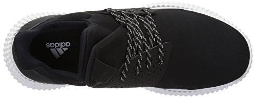 adidas Performance Herren Adidas Athletics 24/7 Cross-Trainer-Schuhe Schwarz / Schwarz / Weiß