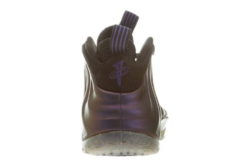 Nike Air Foamposite En Aubergine Lila Mens Basketskor 314996-051 Svart, Universitets- Lila