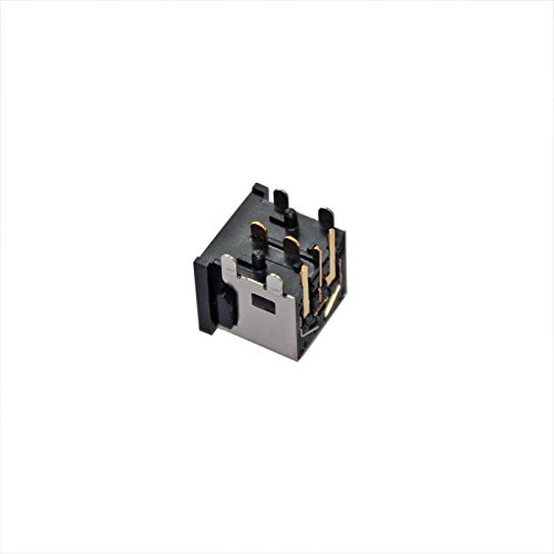 GinTai DC Power Jack Socket Connector Plug Charging Port Replacement for MSI GT72 GT72S 2QD 2QE 2PC 6QD 6QE 6QF 6RE GT72VR 6RD 7RD 7RE Dominator WT72 MS-1781 by GinTai (Image #5)