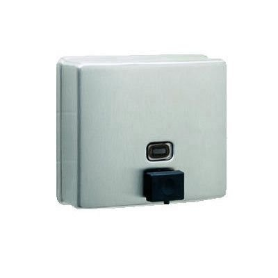 Bobrick Contura Series Surface-Mounted Soap Dispenser (Dispenser Wall Mount Series Soap)