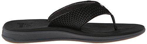 Rover Hombre Sandalias Adidas Negro Para flop Flip black 7anwwdT