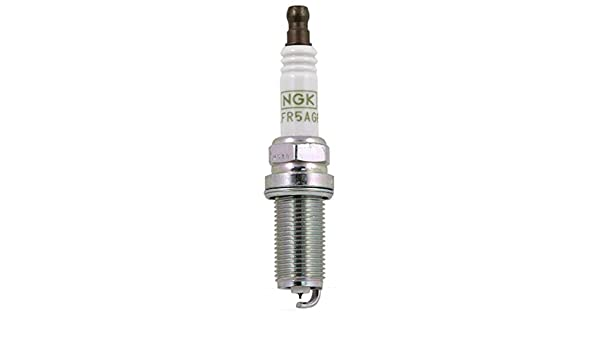 Set (8pcs) NGK G-POWER Platinum bujías Stock 5018 Níquel Core punta 0,040 trapezoidal en lfr5agp: Amazon.es: Coche y moto
