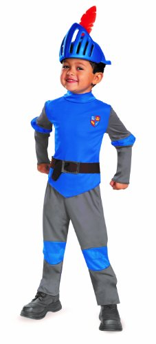 Disguise Boy's Mike The Knight Classic Costume, 3T-4T