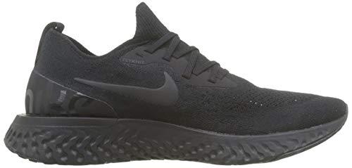 Mujer 003 Wmns Epic black Nike Negro Running Para Zapatillas Flyknit React black black De 6fOx8qwC